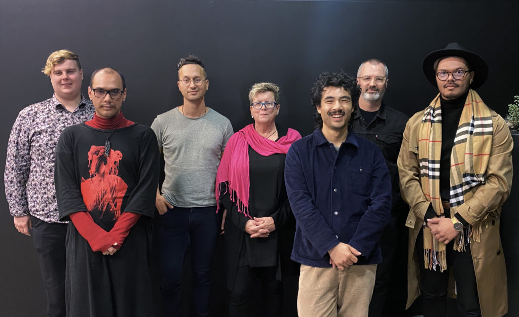 The board of Auckland Pride