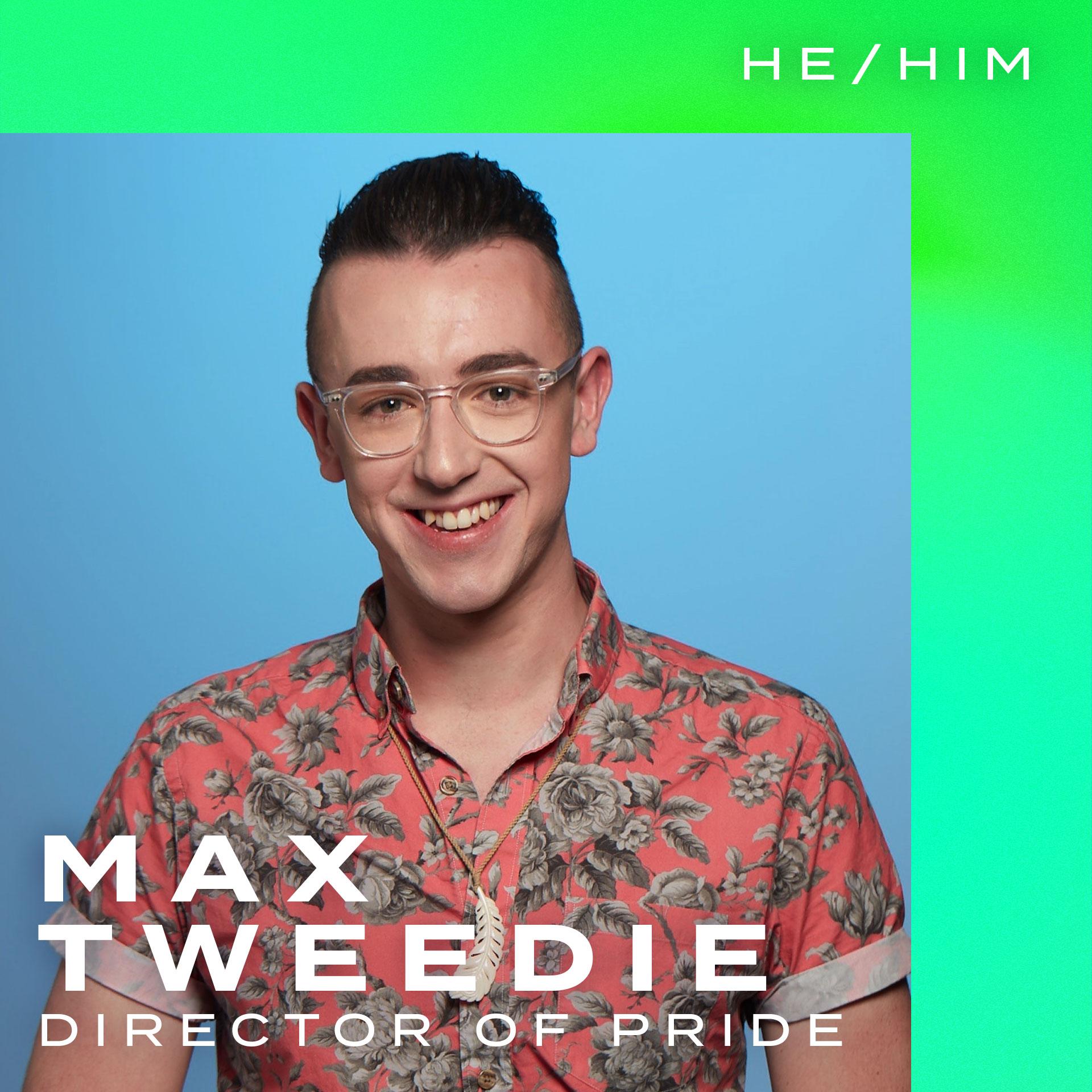 Max Tweedie