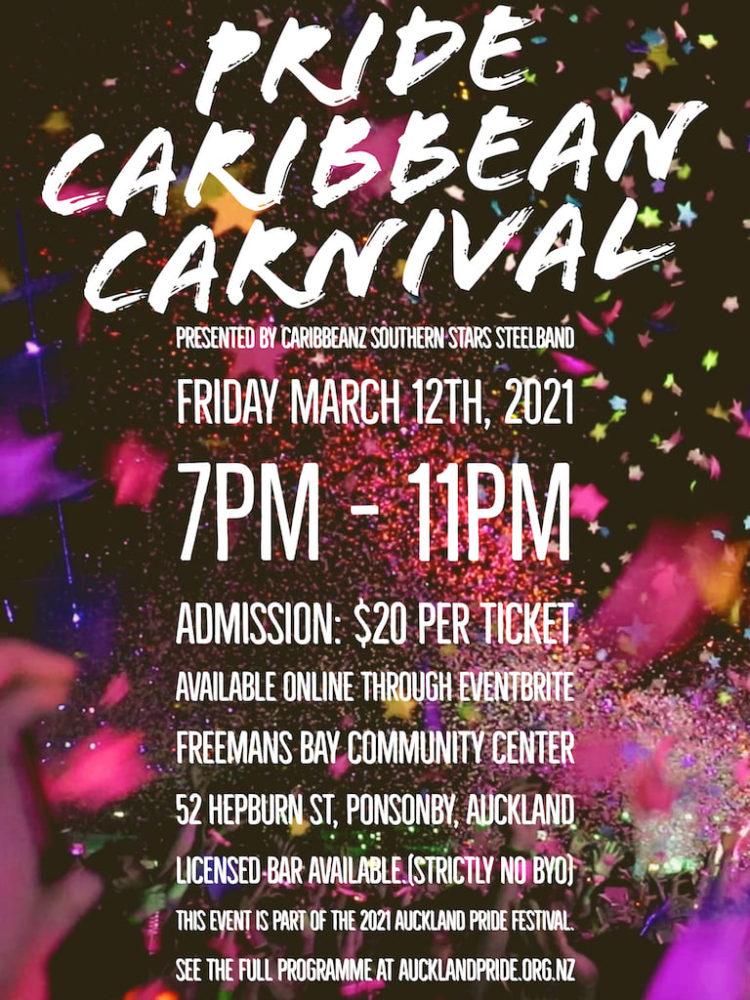 Pride Caribbean Carnival