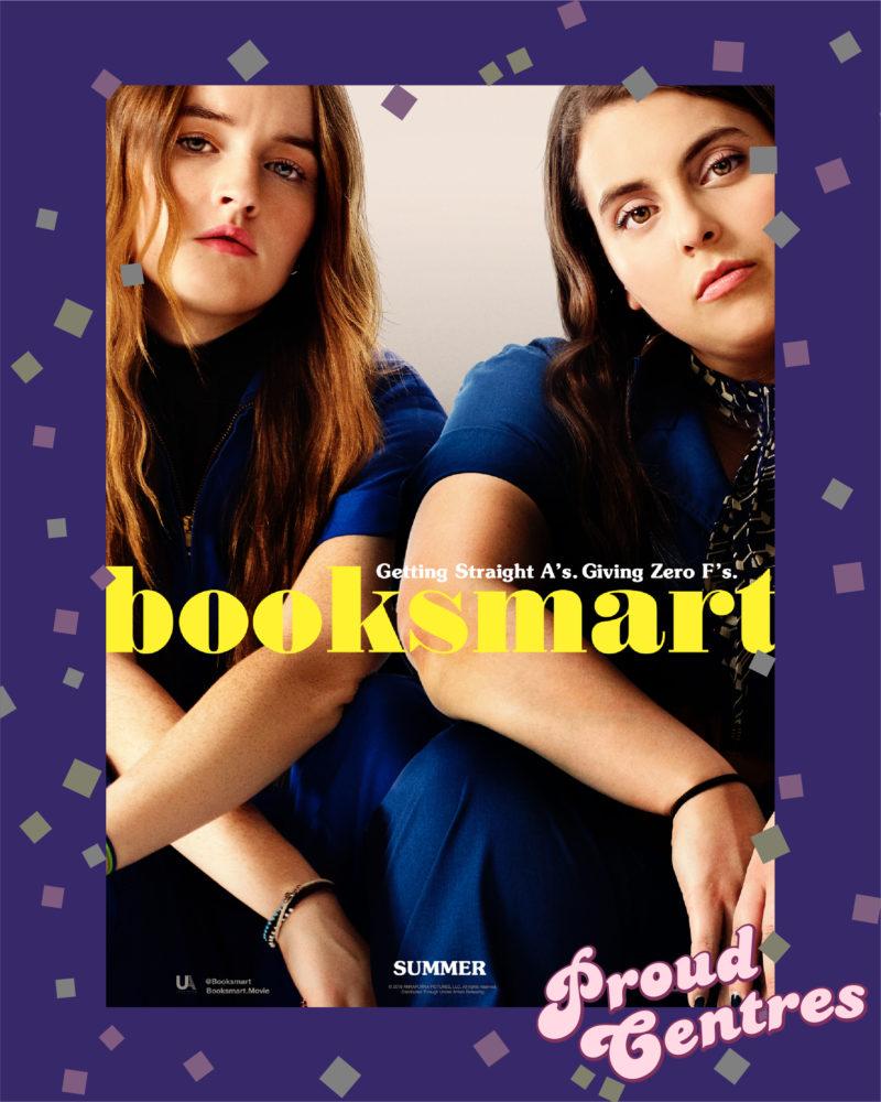 Queer Scenes present FREE outdoor movie – BOOKSMART