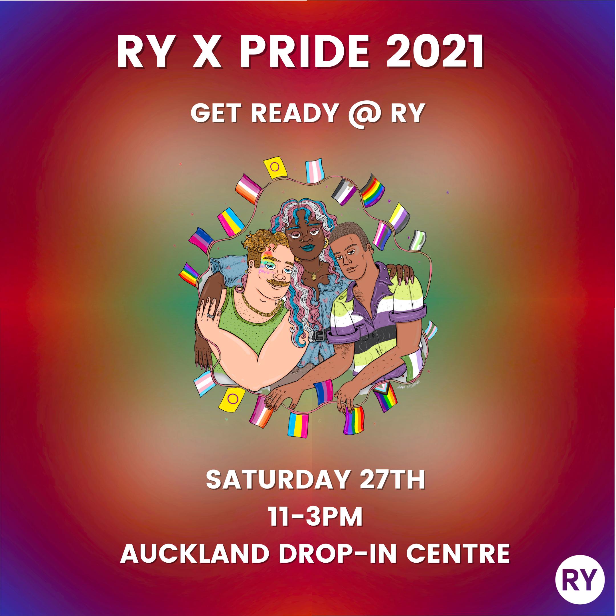 Get Ready @ RY